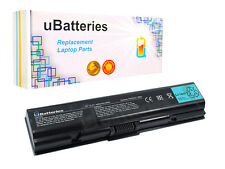 Laptop Battery Toshiba Satellite A215 A350 A505 L305 - 6 Cell, 4400mAh