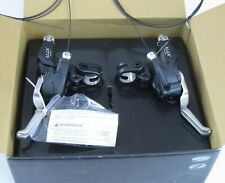Shimano XTR ST-M970 3 x 9 speed Shifter V Brake Lever combo NOS!