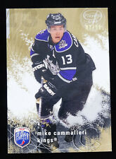 2007-08 Be A Player Player's Club #92 Mike Cammalleri Hockey Card 03/99 Serial