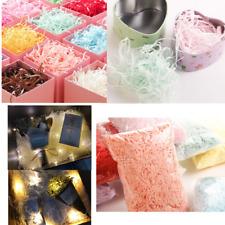 20/100 g Zerfetztes Seidenpapier Baker Filler Packung Wrap Gift Fit für Box Bags