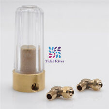 2SETS Dental Water Filter Copper Valve for dental chair Accessory