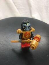 Authentic LEGO Legends of Chima Gorzan - Fire Chi Minifigure loc091 70145 70143