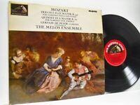 GERVASE DE PEYER mozart clarinet trio & quintet LP EX+/VG, ALP 2056, vinyl, uk,