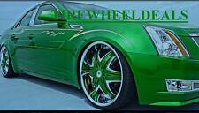 26 inch Diablo Elite Wheels Rims & Tires fit 6x135 Lincoln navigator F150