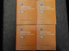 2008 GM CADILLAC CTS C T S Service Shop Repair Workshop Manual Set FACTORY NEW