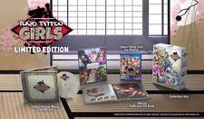 Tokyo Tattoo Girls Limited Edition (Sony PlayStation Vita) Brand New!