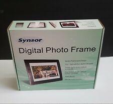 "Qpix - 10.2""  Digital Photo Frame ( Read Description Thank You )"