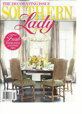 SOUTHERN LADY MAGAZINE, THE DECORATING ISSUE   JANUARY / FEBRUARY, 2017  VOL.18