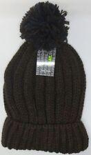 Accessoires Bonnet marrons en acrylique taille unique pour homme