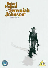 Robert Redford Jeremiah Johnson 1972 Western Classic UK DVD in Snapper Case