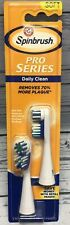 2 ARM & HAMMER Spinbrush Pro-Clean Replacement Brush Heads Soft Refill ProClean