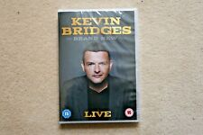 KEVIN BRIDGES THE BRAND NEW TOUR  BRAND NEW SEALED GENUINE UK DVD