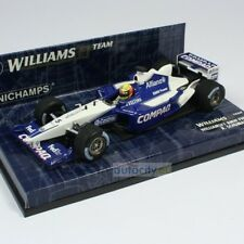 Williams R.schumacher 2002 1 43 Minichamps 400020005 Miniature