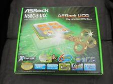 ASRock N68C-S UCC, Socket AM2+, AMD (90-MXGES0 - 0 UAYZ) Placa madre A
