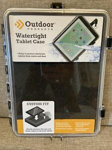 Outdoor Products Watertight computer tablet case Brand New Never Used