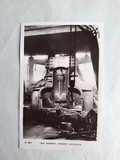 c1905 B/W Postcard. Royal Arsenal, Woolwich SE18. BIG HAMMER. Munitions Factory