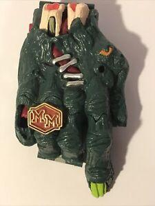 Mighty Max CRUSHES THE HAND Doom Zone Playset RARE Bluebird 1994