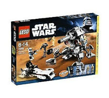 Lego Star Wars Battle for Geonosis 7869 Captain Rex Luminara Unduli NEU OVP NEW