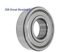 1/4 x 11/16 x 1/4 ball bearing 1602-2Z metal shields bearing 1602-zz ¼ width