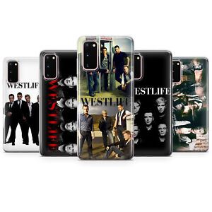 WESTLIFE IRISH BOY BAND PHONE CASES & COVERS FOR SAMSUNG S5 S6 S7 S8 S9 S10 S20
