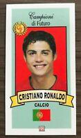 Cristiano Ronaldo 2003 - 04 Campioni Rookie Card Portugal Juventus Mint