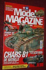 Model Magazine Intl 129 P-61