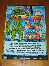 A DAY ON THE GREEN  2016  Australian Tour - Laminated Poster - You Am I