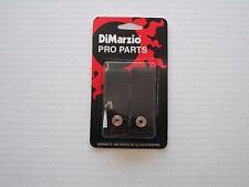 DIMARZIO Fasteners for ClipLock Straps EXTRA LONG Black DD2202
