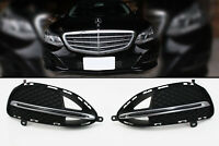 Dual LED Daytime Light+Turn Signal For 14-up Mercedes Benz E-CLASS W212 AMG Line