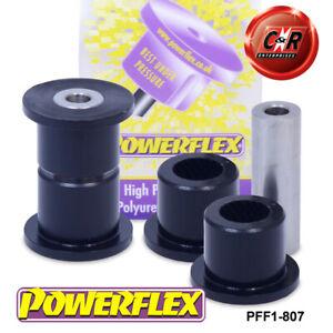 PFF1-807 Powerflex Fits Alfa Romeo 147 (00-10) Front Shock Lower Bushes