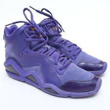 Reebok CL kamikaze III Zapatos De Baloncesto Púrpura Para Hombres Talla 9.5 J92663