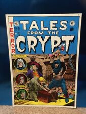 Tales From The Crypt #31 EC Comics Poster Print Cover Art Jack Davis