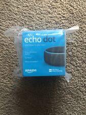 Amazon  Echo Dot (3rd Gen) Smart speaker with Alexa - Charcoal