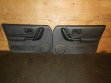 Jeep Cherokee XJ 97-01   Door Panel Pair for 4 Door Models     FREE SHIPPING