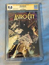 Astro City #6 (Feb 1997, Image) CGC SS 9.0 Signed by Brent Anderson