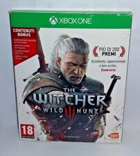 The Witcher 3: Wild Hunt - Dayone Edition XBOXONE USATO ITA