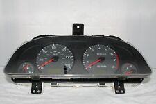 Speedometer Instrument Cluster Dash Panel Gauges 01 Subaru Forester 92,086 Miles