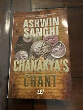Chanakya's Chant by Ashwin Sanghi