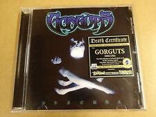 CD / GORGUTS - OBSCURA