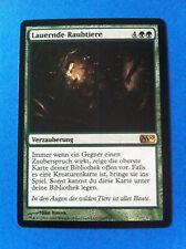 Lurking Predators, Lauernde Raubtiere, M10, Magic MTG CARD (deutsch)