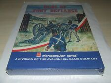 Guns of Fort Defiance par Jeux Microcomputer/avalon Hill TRS80 NEW OLD STOCK!