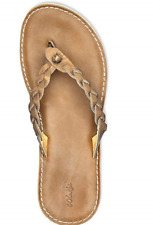 Olukai Kahiko Sting/Tan Flip Flop Comfort Sandal Women's sizes 5-11/NEW