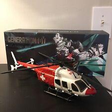 Transformers  Generation Toy GT-08B Defensor Blades Complete US Seller