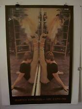 Harvey Edwards ballet dancer poster  Lithograph Realism Vintage