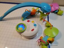 Tiny Love Baby Musical Mobile Crib  Bach Mozart Nature Music & Motion Birth-5mon