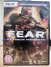 F.E.A.R. Perseus Mandate (PC: Windows, 2007)