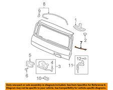 HONDA OEM 03-11 Element Liftgate Tailgate Hatch-Lock Rod 74815SCVA00
