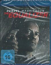 Blu-ray - The Equalizer - Denzel Washington - Neu & OVP
