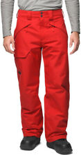 The North Face Men's Seymore Insulated Ski Snowboard Pants (XL) Centennial Red