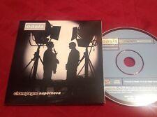 OASIS - CHAMPAGNE SUPERNOVA - PROMO CD - RARE !!! - NOEL - LIAM GALLAGHER